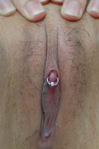 Piercing, een clitpiersing kan extra genot geven